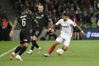 El Krasnodar corta de raíz la euforia del Sevilla