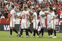El Sevilla aprieta en cabeza mientras Valladolid y Espanyol se asoman a zona europea