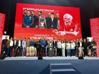 La RFEF rinde homenaje al Luis Aragonés más cercano y personal