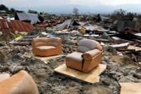 Más de 25 mil personas se movilizan para colaborar por el desastre natural de Indonesia