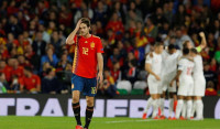 Inglaterra dinamita el estado de euforia de España