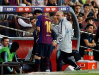 El Barça se pone líder pendiente de Messi
