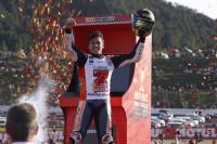 Marc Márquez, campeón del mundo de MotoGP por quinta vez