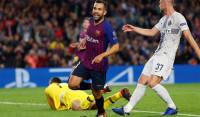 El Barça se pone líder ante el Inter y tranquiliza a Messi