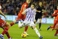 El Valladolid impide en el descuento el liderato del Espanyol