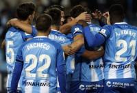 Un doblete de Blanco Leschuk recupera el liderato para el Málaga
