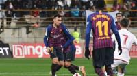 Lenglet saca mucho premio para el Barça en León