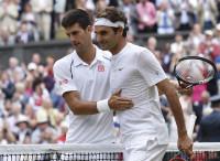 Djokovic y Federer se citan por la final de París
