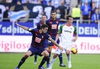 El Eibar frena al Alavés y el Sevilla se pone segundo