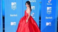 Camila Cabello y su canción 'Havana' triunfan en los MTV EMAs