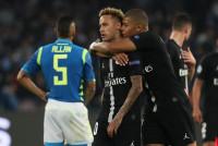 Nápoles y PSG no aprovechan la derrota del Liverpool en Belgrado