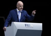 Infantino amenaza con dejar sin Mundial a quienes jueguen la Superliga europea