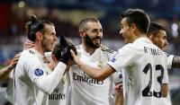 El Madrid de Solari se desata en Pilsen