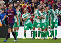 El Betis asalta el Camp Nou en la vuelta de Messi