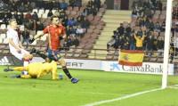 Borja Mayoral lidera la remontada de la Sub-21