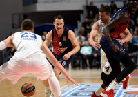 El colista Buducnost funde a triples al Baskonia
