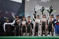 Alonso termina segundo en las 6 Horas de Shanghái tras una extraña estrategia de Toyota