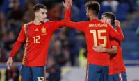 Brais aprovecha un discreto adiós de España al 2018