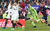 El Valencia vuelve a sonreír en Mestalla y el Huesca deja escapar la victoria