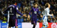 La Real Sociedad vence por primera vez en Anoeta y amarga el estreno de Cardoso