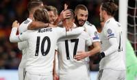 El Real Madrid levanta el ánimo en Roma