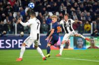 El Valencia se despide de la 'Champions' en Turín