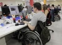 La inclusión laboral de las personas con discapacidad no se producirá hasta el año 2249