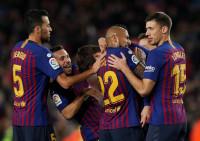 El Barça se esmera por Ter Stegen y el liderato