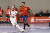 España doblega a Serbia en el primero de sus amistosos (3-1)