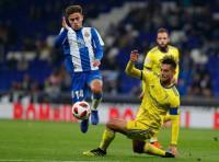 Hernán Pérez salva al Espanyol y el Valencia no concede sorpresas ante el Ebro
