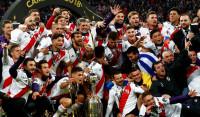 River sale campeón del Bernabéu