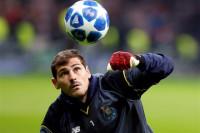 Iker Casillas, una leyenda en activo