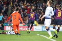 Dembélé despierta y el empate de Lucas salva al Tottenham