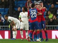 El CSKA deja helado al Bernabéu