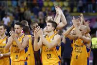 El 'Granca' se da su primer homenaje en Euroliga