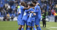 El Getafe apuesta por Europa y el Valencia no puede con el Eibar