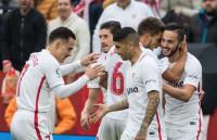 El Sevilla sigue enchufado por la liga