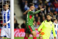 El Alavés acaba el año Europa y el Getafe logra un empate agridulce en Montilivi