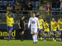 Málaga y Dépor fallan en persecución al líder Granada