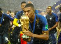 Mbappé supera a Griezmann y Varane como mejor jugador francés de 2018