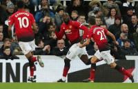 El United aguanta el pleno de Solskjaer ante el Newcastle