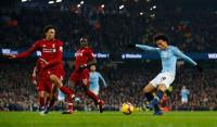 El Manchester City se impone al Liverpool y aguanta en la pelea por el título