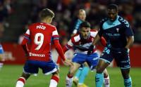 Granada y Albacete brindan un empate de Primera