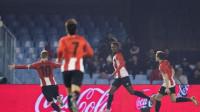 El Athletic gana en Balaídos y brinda su primera victoria a Elizegi