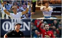 Nadal, Sandra Sánchez, Rahm y Mata recibirán este jueves los Premios Nacionales del Deporte de 2017