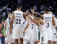 El Real Madrid exhibe equipo ante Olympiacos (94-78)
