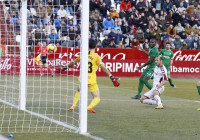 El Albacete empata en Gijón y deja al Granada campeón de invierno