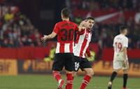 El Sevilla cae de nuevo ante el Athletic pero avanza en Copa