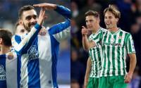 Betis y Espanyol se llevan el pase a cuartos de final