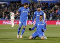 Mata y Molina ponen al Getafe a las puertas de la 'Champions'
